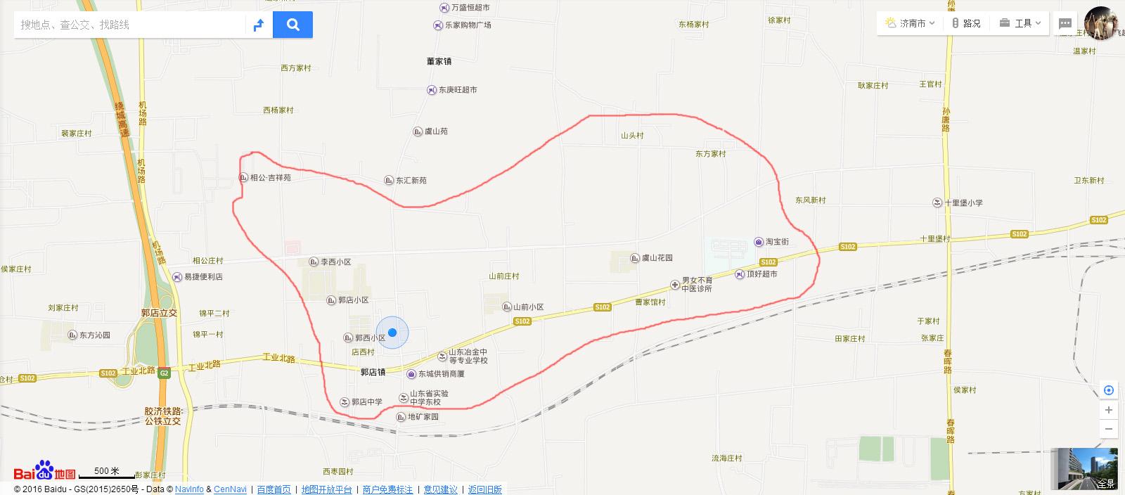 济南东城实验小学2018年